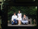 Test filming (cr Eric DC)